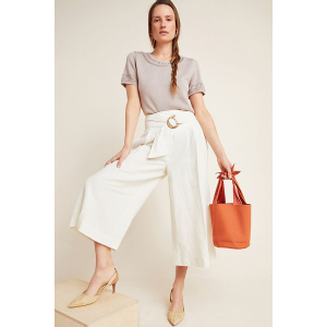Palm Beach Belted Pants