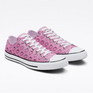 Converse x Hello Kitty联名款帆布鞋