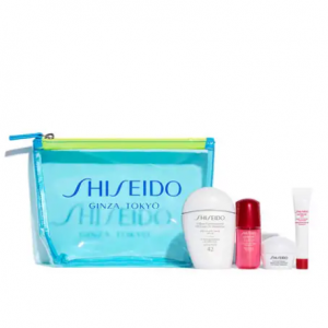 Shiseido Defend Daily: The Everyday Sunscreen Set @ Bergdorf Goodman