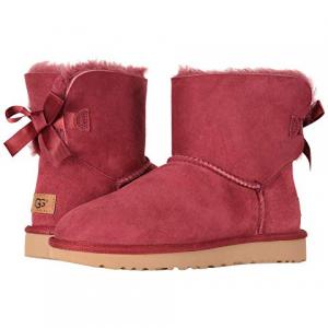 55% OFF UGG Mini Bailey Bow II Women Boots @Zappos