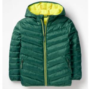 Boden 男童防雨保暖外套