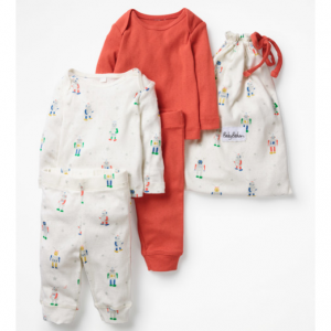 Boden 婴儿套装4件套带整理包