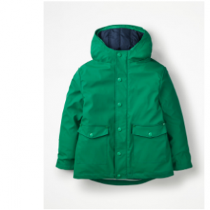 Boden WATERPROOF 3-IN-1 RAINCOAT