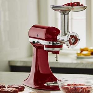 Amazon官网 KitchenAid 全金属厨房料理机绞肉配件热卖