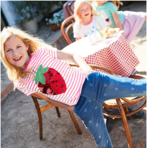 Selected Kids New Arrivals Sale @ Mini Boden