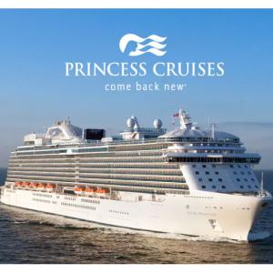 Princess Cruise - 公主游轮2019秋季-2020春季 免费房型升级 全球线路可选