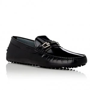 TOD'S Bit-Detailed Leather Drivers