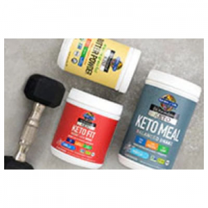 20% off select Garden of Life Keto & Collagen @Vitacost