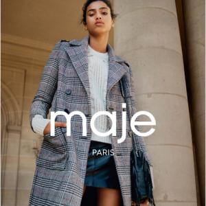 Winter Styles Sale @ Maje