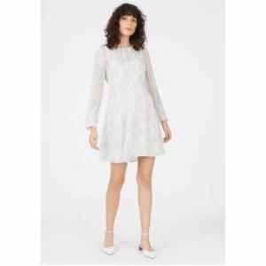 Delaynee Silk Dress
