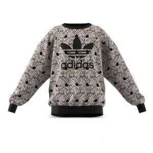 Adidas 女大童卫衣
