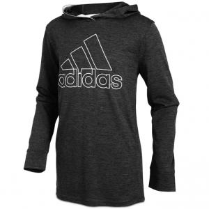 Adidas Boys' Coast to Coast Logo Hoodie - Little Kid, Big Kid