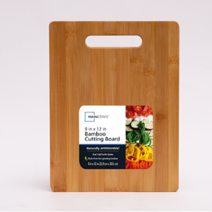 Mainstays 2pc Ms 9x12 Bamboo Board Set Bundle @ Walmart