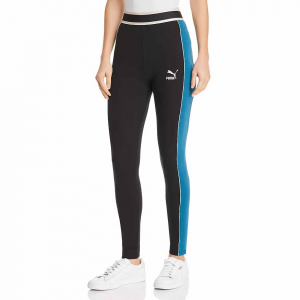 PUMA Revolt Piped Color-Block Leggings