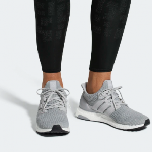 $45 OFF Adidas Ultraboost Mens Running Shoes, Grey Three @adidas US