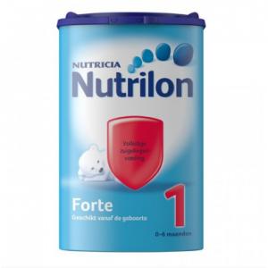 NUTRILON 诺优能抗饥饿特殊配方奶粉1段800G 0~6个月