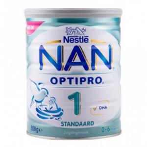 NESTLÉ NAN OPTIPRO雀巢能恩婴儿配方奶粉 1段 (800克)0-6月