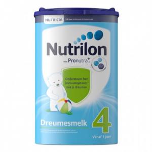 NUTRILON 诺优能婴幼儿成长奶粉4段800G2018新包装