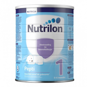 牛栏PEPTI深度水解奶粉1段 牛乳蛋白过敏