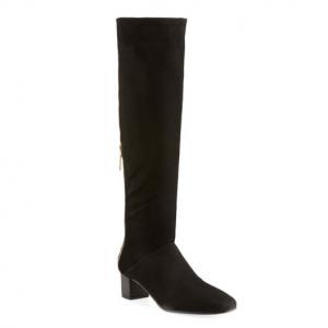 Stuart Weitzman Shrimpton Suede Knee Boots