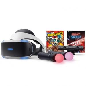 PlayStation VR Borderlands 2 VR and Beat Saber Bundle @ MassGenie