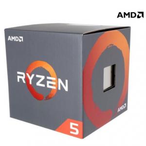 AMD Ryzen 5 1600 Six-Core 3.2GHz Desktop Processor  @ Best Buy