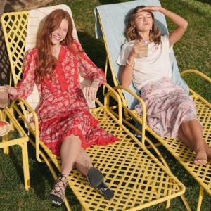 H&M 夏季大促 精选男女士美衣等热卖