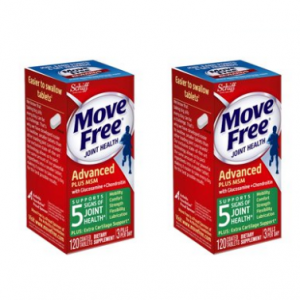 Up to 30% off Select Move Free @Walmart