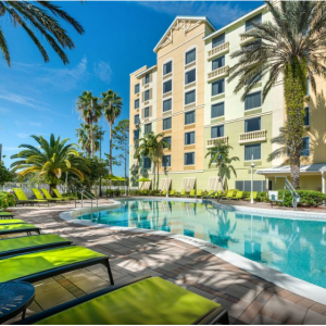 Orlando Flight + Hotel Packages From $260 @Hotwire