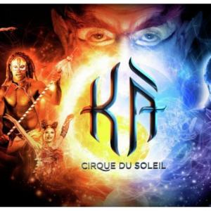 MGM Resorts -  拉斯维加斯太阳马戏团 KA™ 秀门票