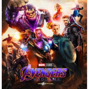 Fandango - 《复仇者联盟4:终局之战》北美电影票预售中