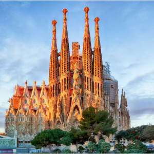 San Francisco, CA  to Barcelona, Spain Round Trip for $374 @Airfarewatchdog