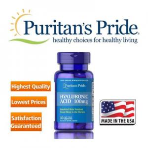 25% off Hyaluronic Acid items + Buy 1, Get 2 Free @ Puritan's Pride