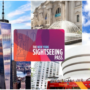 SightSeeing Pass NYC From $39 @Groupon