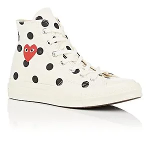 Play x Converse Shoes @Barneys New York