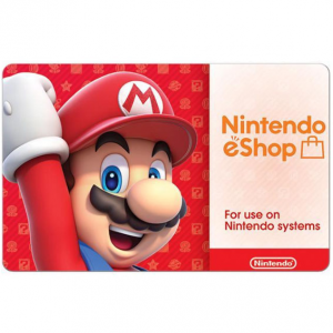 Nintendo eShop $50 Gift Cards - (Email Delivery) @ Newegg