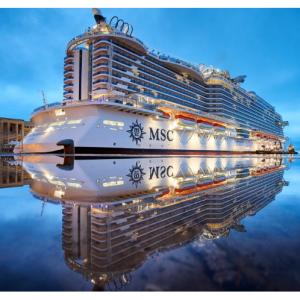 MSC Cruises - Go All in 東/西加勒比航線贈無限暢飲+價值$550禮包