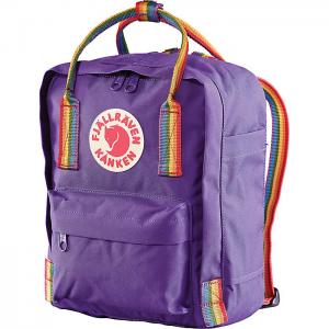 Fjallraven Kanken Rainbow Mini Backpack @ Moosejaw