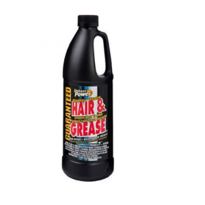 Instant Power 1969 Hair and Grease Drain Opener, 1 l, Liquid @ Amazon