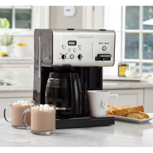 Select Cuisinart Coffee & Espresso Makers @ The Home Depot