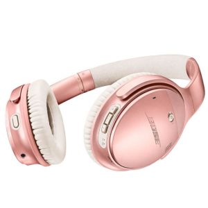 Bose QuietComfort 35 II 无线降噪耳机 玫瑰金登场