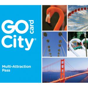 Go City Card - 注册会员,旅游通票即可额外9.5折