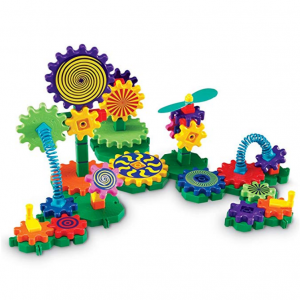 Learning Resources Gears! Gears! Gears! Gizmos Building Set @Amazon