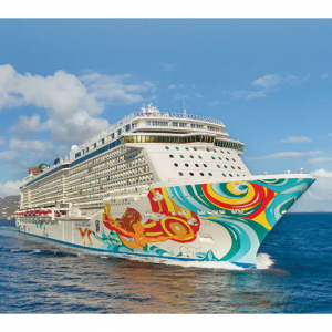 Norwegian Cruise From $199 + Free Drinks + Free Dining @CruiseDirect