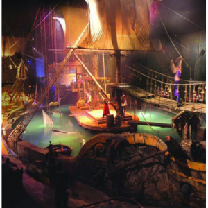 Pirate's Dinner Adventure From $21 @Groupon