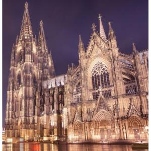 Viator - 科隆大教堂 Cologne Cathedral 登塔樓:4歐/成人