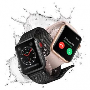 补货:Apple Watch Series 3 智能手表特卖 GPS/蜂窝网络版
