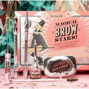 Benefit Cosmetics 6-Pc. Limited Edition Magical Brow Stars! Set @ Macy's