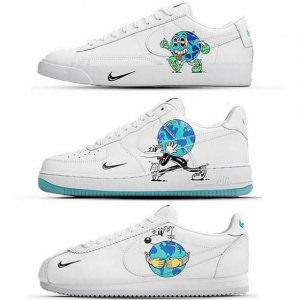 新品预告:Nike官网 即将发售 Earth Day Collection主题系列运动鞋
