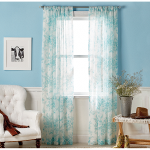 Selected Curtains Clearance @ Walmart